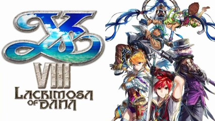 PS4 Version First Gameplay de Ys VIII: Lacrimosa of Dana
