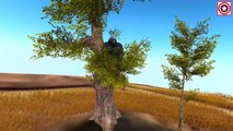 Dinosaurs Cartoon Short Movie | Amazing Dinosaurs Fights And Battles | Dinosaurs Movie For Children