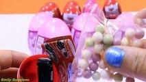 30 Surprise Eggs!!! Disney CARS MARVEL Spider Man SpongeBob HELLO KITTY PARTY ANIMALS Lps My BEST