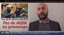 JT65 #31 | L'info de Tarbes et des Hautes Pyrénées (25 janvier 2017)