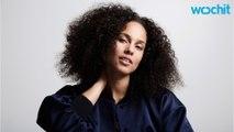 Alicia Keys Gets Naked For 36th Birthday