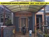 CALL 0877- 0103 – 2699 ( XL )-Kanopi Rumah Minimalis Sidoarjo