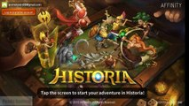Historia - Gameplay Walkthrough - First Impression iOS/Android