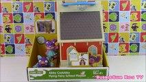 Sesame Street Abby Flying Fairy School Playset! Abby Cadabby