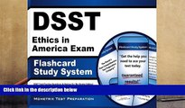 Read Book DSST Ethics in America Exam Flashcard Study System: DSST Test Practice Questions