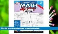 FREE [DOWNLOAD] Carson Dellosa Common Core 4 Today Workbook, Math, Grade 2, 96 Pages (CDP104591)