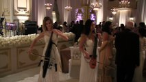 Best Los Angeles Live Rock String Quartet for Hire for Events - Firework (Katy Perry cover)
