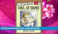 [PDF]  Owl at Home (I Can Read Level 2) Arnold Lobel For Ipad