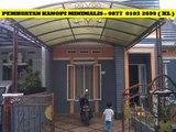 Kanopi Rumah Minimalis Mojokerto - HUB. 0877 0103 2699 (XL)