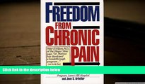 PDF  Freedom from Chronic Pain: The Breakthrough Method of Pain Relief Based on the New York Pain