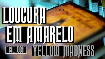 Medologia - LOUCURA EM AMARELO (YELLOW MADNESS) SHORT HORROR FILM