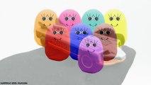 Surprise Eggs! Learn colors with Surprise Eggs Toys | Juguetes Huevos sorpresa