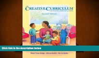 Download The Creative Curriculum for Infants, Toddlers, and Twos Pre Order