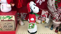 Peanuts Snoopy Ice Skating Twirling Dancing Spinning Christmas Toy Video ~ Vince Guaraldi Skating