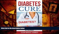 Read Online Diabetes Cure: Natural Methods To Cure Diabetes - Do They Work? Susan Margret Wimmer