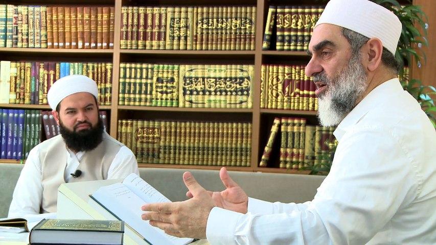 19) Tarikat-ı Muhammediyye Okumaları - Sünnete Sarılmak [Hadisler Işığında - 6] - Nureddin Yıldız