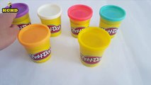 E learning - Playdough - Play doh- Learn Colors - Learn Numbers - Counting 1