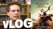 Vlog - Resident Evil : Chapitre Final