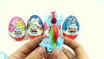 5 Kinder Surprise Eggs MAXI Disney Princess My Little Pony Snoopy new