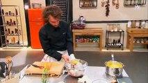 Top Chef 2017 : Thomas Letourneur se coupe un doigt et énerve Philippe Etchebest !