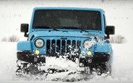 VÍDEO: ¡Por Dios! ¿Quién conduce así este Jeep Wrangler?