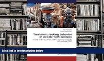 Audiobook  Treatment seeking behavior of people with epilepsy: A study on the treatment seeking