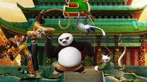 Kung Fu Panda 3 2016 Finger Family | Nursery Rhyme for Children | 4K Video