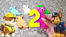 Best Learning Videos for Babies: Paw Patrol - Play Doh Dinosaurs Preschool Toys