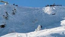 Winning run David Deliv - ski men - Verbier Freeride Week 2* #1 2017