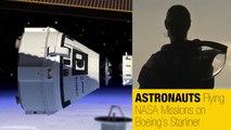 Nouvelles combinaisons des astronautes de la NASA