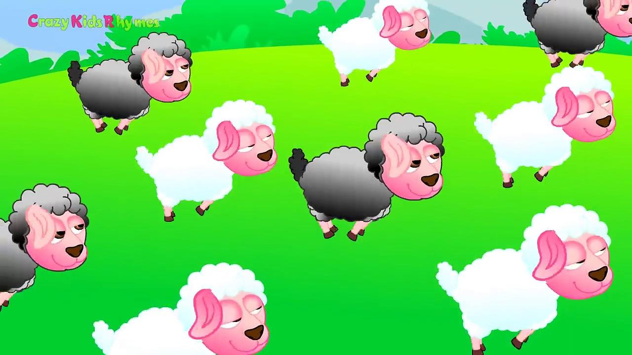 Baa Baa Black Sheep Nursery Rhymes For Kids   Baa Baa Black Sheep Rhymes For Children
