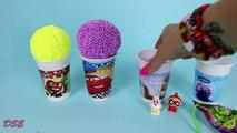 KÖPÜK KİL SÜRPRİZ YUMURTA Inside Out Disney Dondurulmuş Sürpriz Oyuncaklar Disney Sürpriz Yumurta