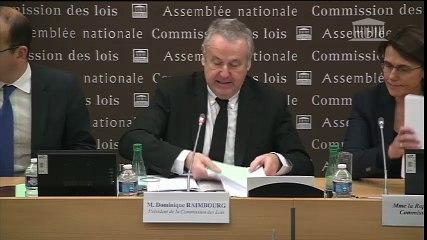 CANDIDATS MALGRE EUX-COMMISSION DES LOIS -JANVIER 2017