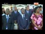 Hommage à Nelson Mandela: la Cote d'Ivoire lui rend hommage par une messe d'action de grace