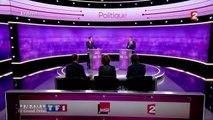 Les moments insolites du débat entre Manuel Valls et Benoît Hamon