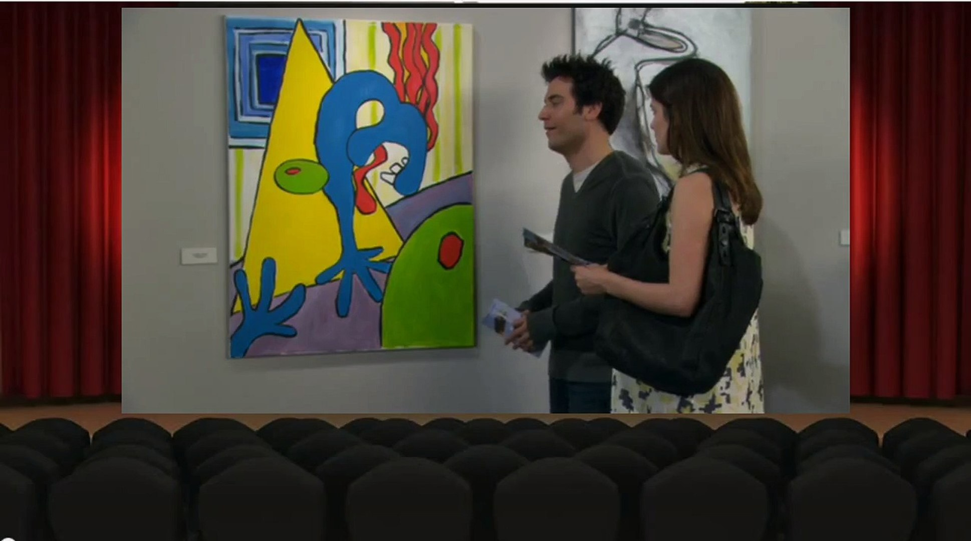 How I Met Your Mother - S 4 E 21 - The Three Days Rule