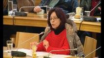 Δημοτικό συμβούλιο Λαμίας για τα προβλήματα από τις χιονοπτώσεις