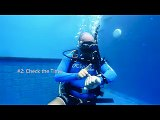 PADI Instructor Course at the Gili Islands in Indonesia with Oceans 5 Gili Air: 5 Point Ascent