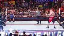 WWE Extreme Rules 2012 - Brock Lesnar v.s John Cena - Extreme Rules Match
