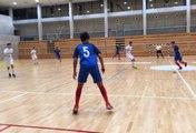 Futsal U21 : France - Slovénie (2-5), le résumé