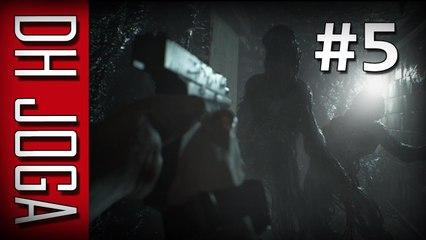 Resident Evil 7 - #5: Matação de Monstros! [Gameplay PT-BR]