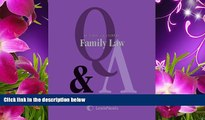 READ book Questions and Answers: Family Law (Questions   Answers) Mark Strasser Pre Order