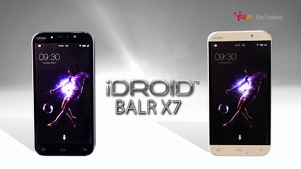 iDroidUSA: iDroid Balr X7 Smartphone Exclusively Available at Yayvo.com