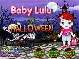 Halloween Baby Games - Baby Lulu at Halloween on TopKidsGameplay TV