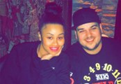 Rob Kardashian Celebrates One Year Anniversary With Blac Chyna