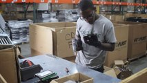 This company is employing former inmates to create e-waste recycling solutions