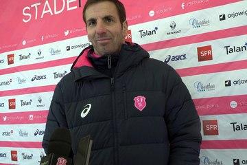 Gonzalo Quesada : « Un match très dur, Grenoble joue pour sa survie »
