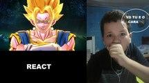 React Rap do Vegetto _ Dragon Ball Z- Super _ ft.Tauz _ VG BEATS