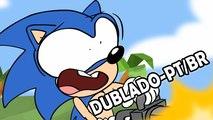 Tails Invents a Thing ( Sonic Parody ) - Dublado PT/BR - (BranimeStudios)