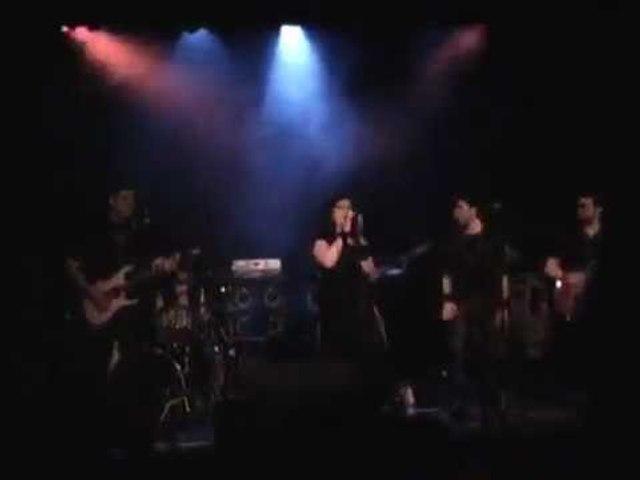 Evanescence Bring me to life (cover) - Eterno Abril con Ricky Corrieri Diciembre 2009